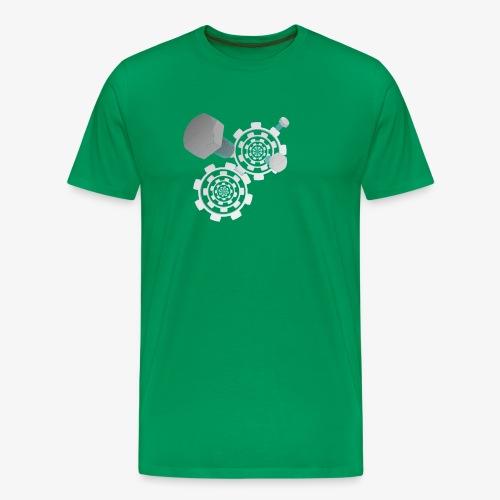 Engranajes - Camiseta premium hombre
