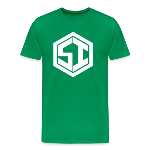 Soundinterference LOGO LOS - Mannen Premium T-shirt