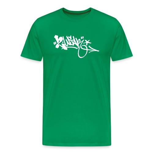 2wear Logo masters - Herre premium T-shirt