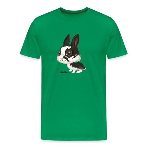 Kanin - Herre premium T-shirt