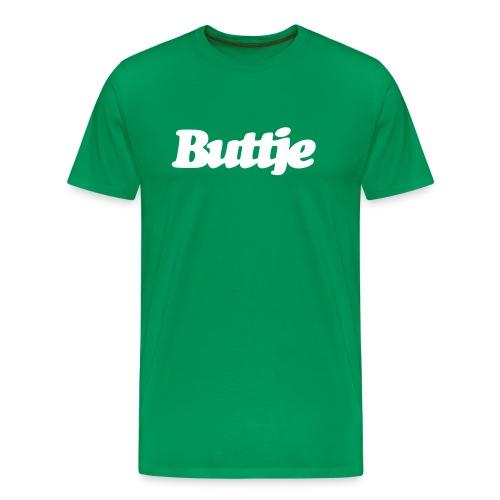 Langarm-Shirt Buttje - Männer Premium T-Shirt