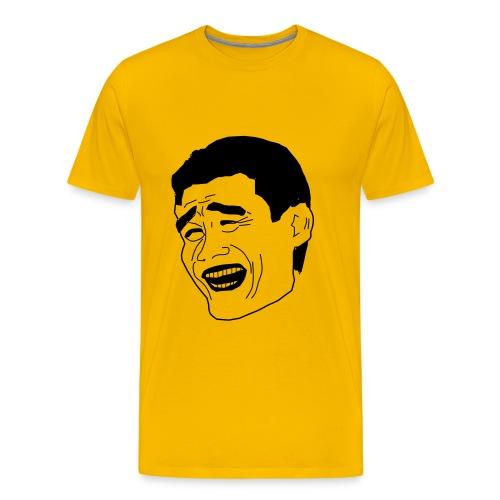 Yao Ming please - Koszulka męska Premium