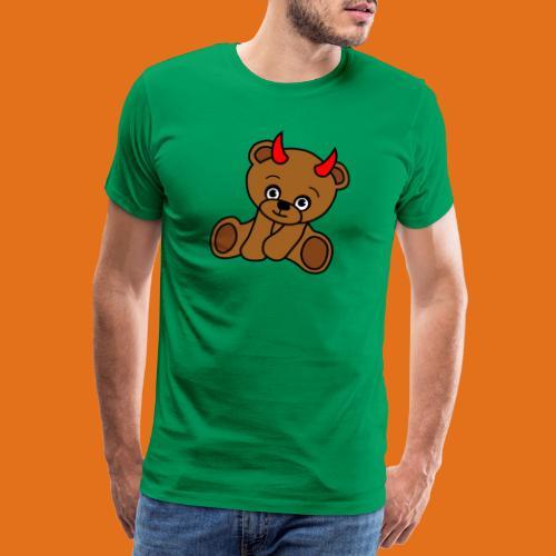 devilteddy - Men's Premium T-Shirt