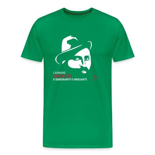 Brigante Carmine Crocco - Maglietta Premium da uomo