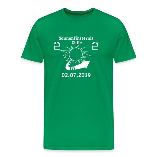Sofi Chile 2019 - Männer Premium T-Shirt