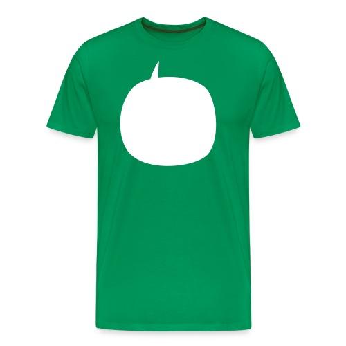 Bocadillo Comic - Camiseta premium hombre