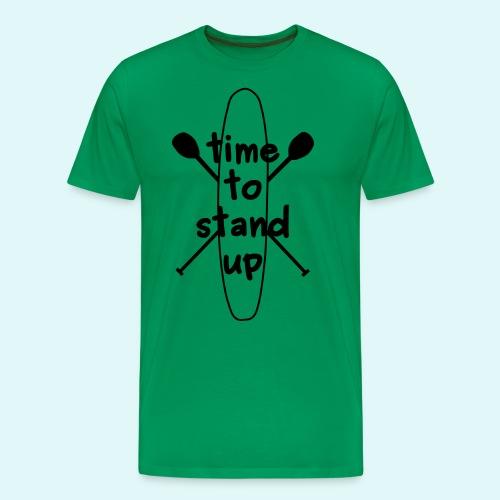 sup1 - Männer Premium T-Shirt
