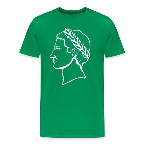 Gaius Julius Caesar - Männer Premium T-Shirt