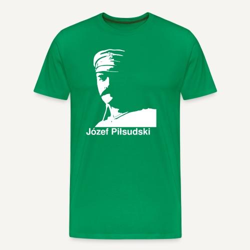 pilsudski2 - Koszulka męska Premium