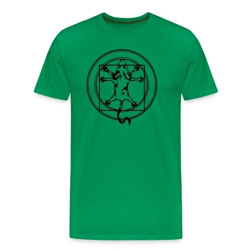 maus neu wie siegel - Männer Premium T-Shirt