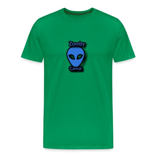 Zomby Carrot merch - Men's Premium T-Shirt