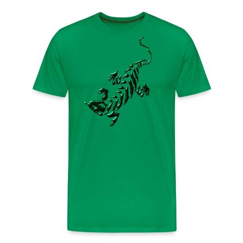 tribal_salamander - T-shirt Premium Homme