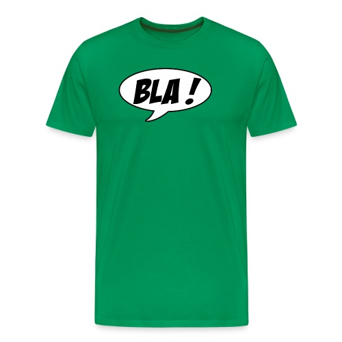 Bla - Men's Premium T-Shirt
