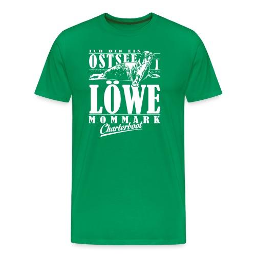 Löwe Sternzeichen Fishing Shirt - Männer Premium T-Shirt