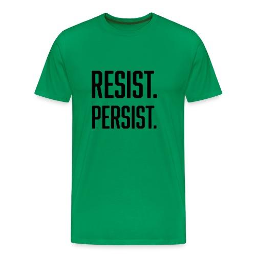 persisted - Premium-T-shirt herr