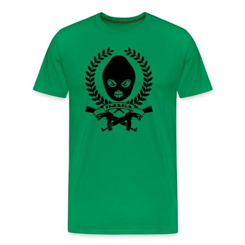 djaga setje01 - Mannen Premium T-shirt