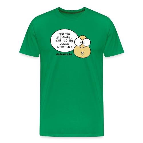 dedeteteai coton04 - T-shirt Premium Homme