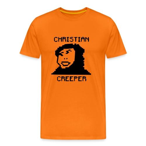 Christian Creeper Borja Jesus - Koszulka męska Premium