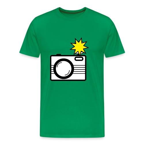 camera - Men's Premium T-Shirt