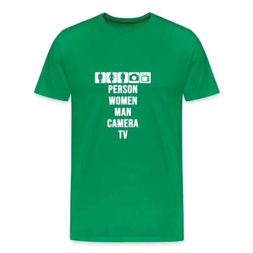 vote nasty Edition - T-shirt Premium Homme