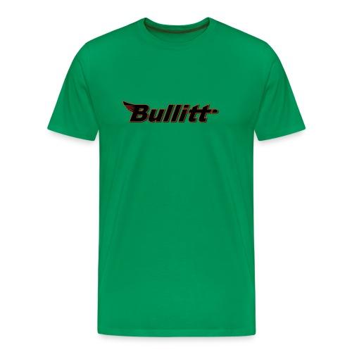 BullittLogo png - Men's Premium T-Shirt