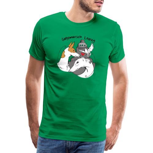 Galgomarsch 2019 - Männer Premium T-Shirt