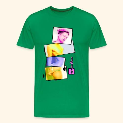 Untitled 3 explose - T-shirt Premium Homme