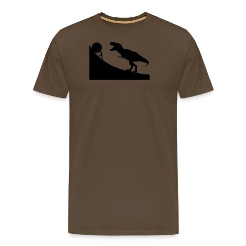 ohne - Männer Premium T-Shirt
