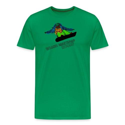Board Meetings - Men's Premium T-Shirt