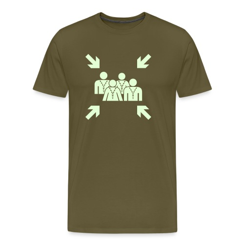 Assembly Point - Men's Premium T-Shirt