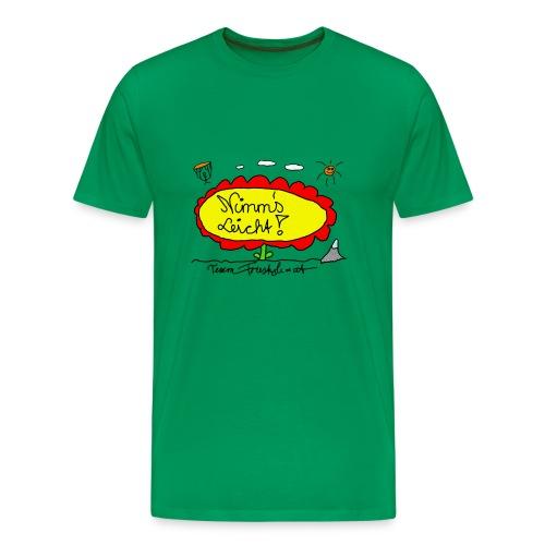 tom nimms leicht 2 - Männer Premium T-Shirt