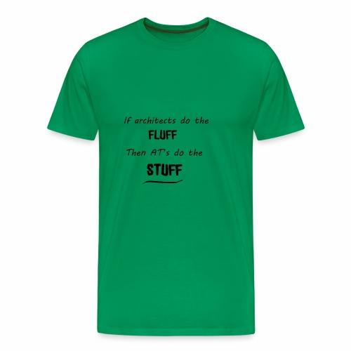 ATs do stuff - Men's Premium T-Shirt