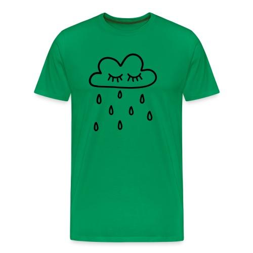 Wolke - Männer Premium T-Shirt