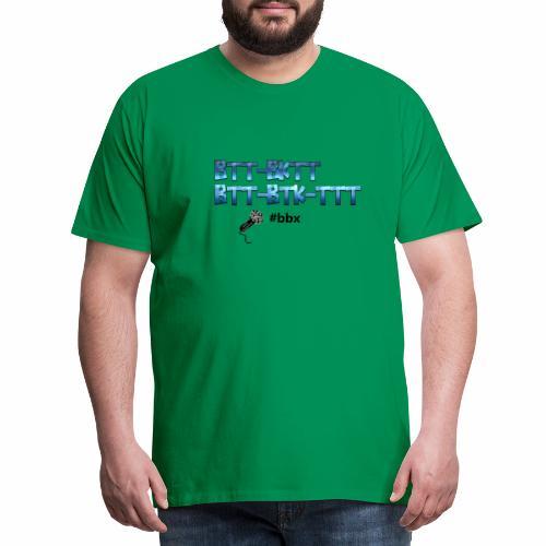Beatbox pattern - Männer Premium T-Shirt