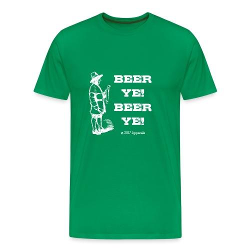 Beer Ye! T-Shirt - Men's Premium T-Shirt