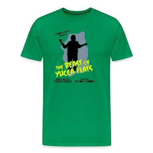 Beast of Yucca Flats - Men's Premium T-Shirt