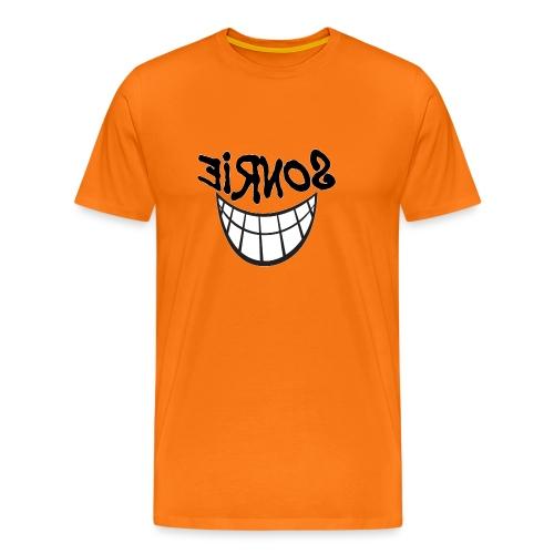 Para el Espejo:Sonrie 01 - Camiseta premium hombre