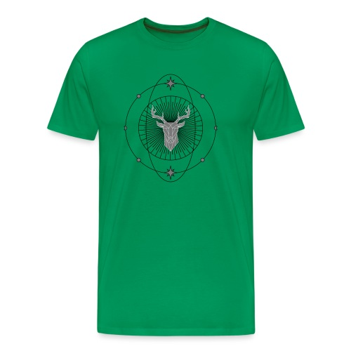ASTROcerf - T-shirt Premium Homme