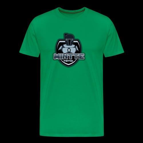 Mintte - Männer Premium T-Shirt
