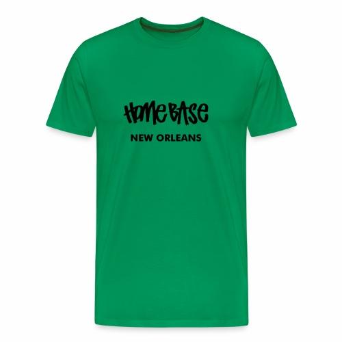 Home City New Orleans - Männer Premium T-Shirt