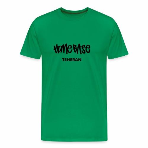 Home City Teheran - Männer Premium T-Shirt