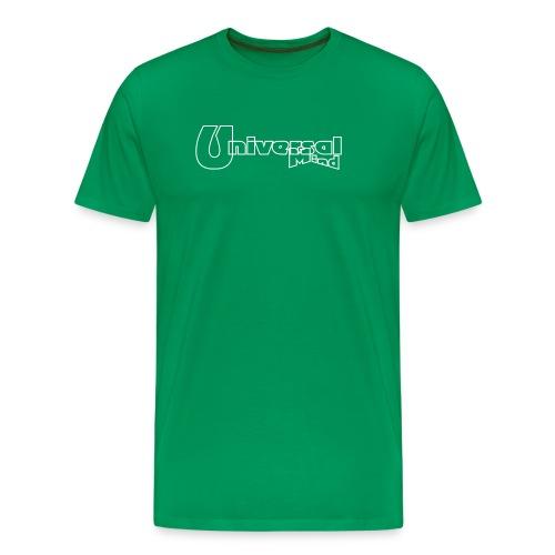 universalmind fertig - Männer Premium T-Shirt