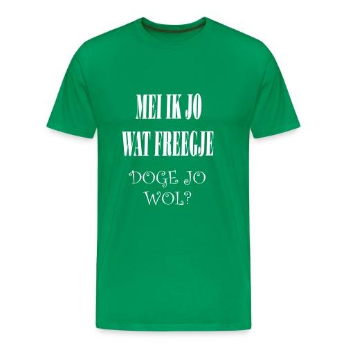 Doge - Mannen Premium T-shirt
