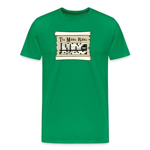 Middle Riddle - Men's Premium T-Shirt