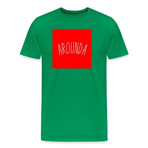 1C483F82 349E 4493 9EC4 61C34CC7796F - Mannen Premium T-shirt