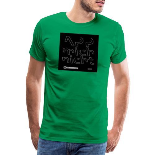 Design App mich nicht 4x4 - Männer Premium T-Shirt