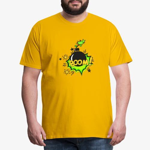 Serie Animaciones de los 80´s - Camiseta premium hombre