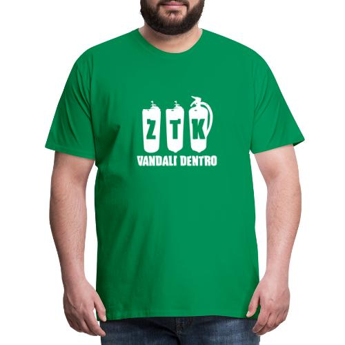 ZTK Vandali Dentro Morphing 1 - Men's Premium T-Shirt