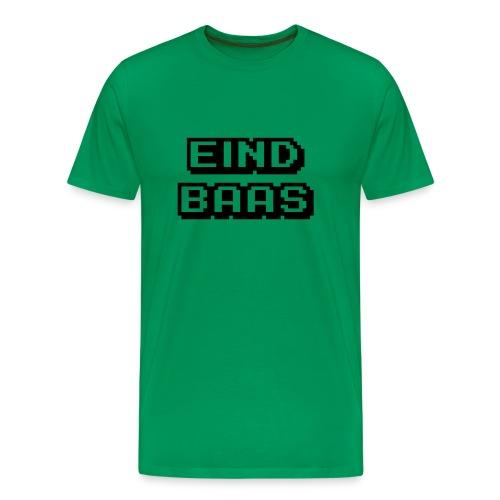 eindbaas2 - Mannen Premium T-shirt