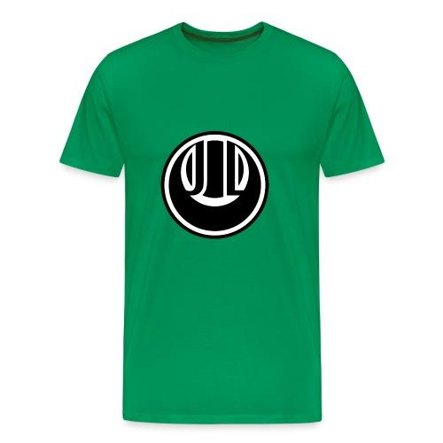JADE LUNE MONOCHROME (INVERTED) - Men's Premium T-Shirt